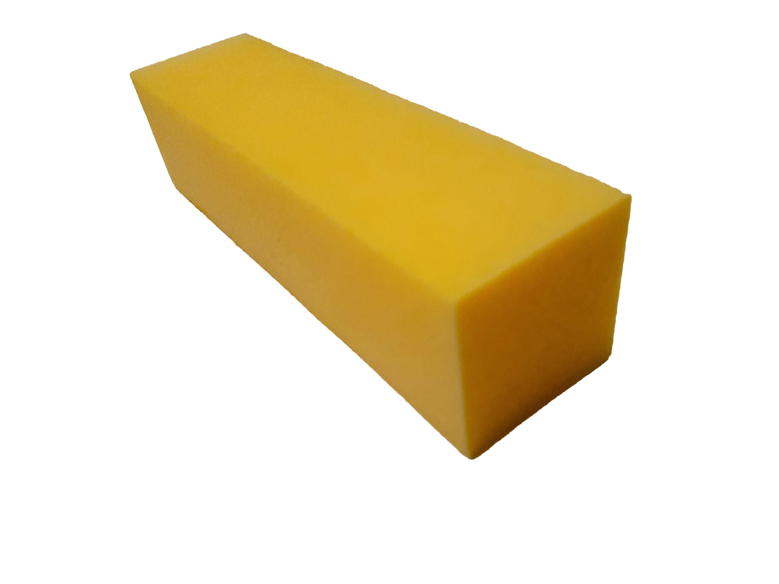 Blok Pastelowy Żółty 220/220
